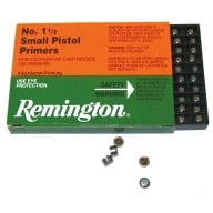 REMINGTON PRIMER 1-1/2 SMALL PISTOL 1000/BOX