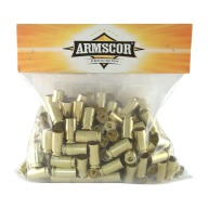 Armscor Brass 40 S&W Unprimed Bag of 200