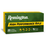 REMINGTON AMMO 17 REMINGTON 25gr HP 20/bx 10/cs