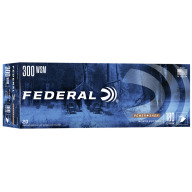 FEDERAL AMMO 300 WSM 180gr SP (P/S) 20/bx 10/cs
