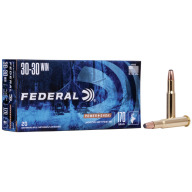 FEDERAL AMMO 30-30 WINCHESTER 170gr SP-RN (P/S) 20/bx 10/cs
