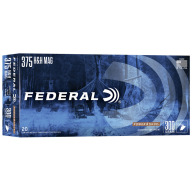 FEDERAL AMMO 375 H&H 300gr SP (P/S) 20/bx 10/cs