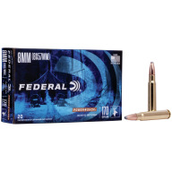 FEDERAL AMMO 8x57 MAUSER 170g SP (P/S) 20/bx 10/cs