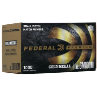 FEDERAL PRIMER SMALL PISTOL MATCH 5000/CASE