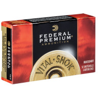"Federal Buck 12ga 2.75"" MAGd Copper Plated #4-34 Pellet Box of 5"