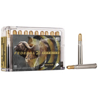 FEDERAL AMMO 375 H&H 300gr TS SOLID (C/S) 20/bx 10/cs