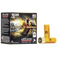 "FEDERAL AMMO 20ga 2.75"" MAGd 1oz #7.5 25/bx 10/cs"