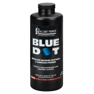Alliant Blue Dot Smokeless Powder 1 Pound
