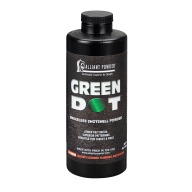 Alliant Green Dot Smokeless Powder 1 Pound
