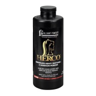 Alliant Herco Smokeless Powder 4 Pound