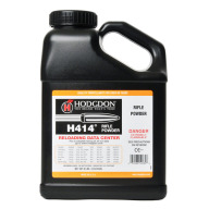 HODGDON H414 8LB POWDER (1.4c) 2/CS