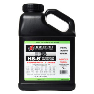 HODGDON HS6 8LB POWDER (1.4c) 2/CS