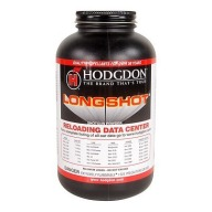 HODGDON LONG SHOT 1LB POWDER (1.4c) 10/CS