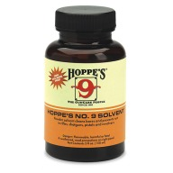 HOPPES #9 POWDER SOLVENT 32oz BOTTLE 10/CS
