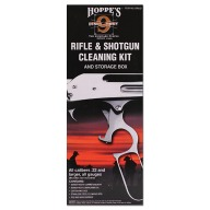 HOPPES BENCH REST RIFLE & SHOTGUN CLEANING KIT 10/C