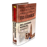 Barnes Reloading Manual - #4