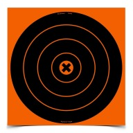 "BIRCHWOOD-CASEY BIG-BURST 12"" ROUND TARGET 3/PKG 12/CS"