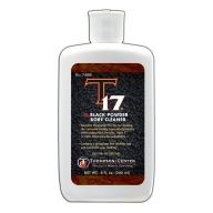 THOMPSON/CENTER ARMS T17 BLACK POWDER BORE SOLVENT 8oz BOTTLE 6/CS