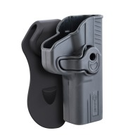 CALDWELL TAC OPS HOLSTER S&W J FRAME REVOLVER RH
