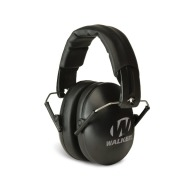 WALKERS FOLDING MUFF YOUTH & WOMEN BLACK 27dB