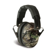 WALKERS PRO-LOW PROFILE FOLDING MUFF CAMO 22dB