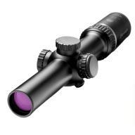 Burris MTAC Rifle Scope 1-4x24mm 30mm Tube Matte Illuminated Ballistic AR Reticle
