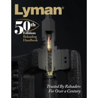 Lyman Reloading Manual - 50th Edition Hardcover