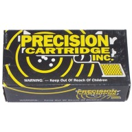 P.C.I. AMMO 222 REMINGTON MAG 50gr SP/NoslerBrass 20/B