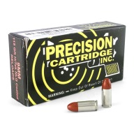 P.C.I. AMMO 9MM 115gr LEAD-RN COATED 50/BX