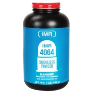 IMR POWDER 4064 1LB (1.4c) 10/CS