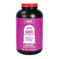 IMR POWDER 4895 1LB (1.4c) 10/CS