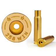 Starline Brass 358 Winchester Unprimed Bag of 100