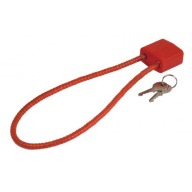 LOCKDOWN CABLE LOCK 15""