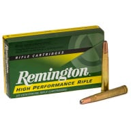 REMINGTON AMMO 375 H&H 270gr SP 20/bx 10/cs