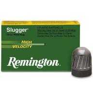 "REMINGTON SLUG 20ga 2.75"" 1800 fps RIFLED 1/2oz 5/b 50/c"