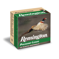"REMINGTON AMMO 12ga 2.75"" 1330 fps 1-1/4oz #6 25/b 10/c"