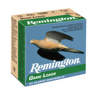"REMINGTON AMMO 12ga 2.75"" 1290 fps 1oz #7.5 25/bx 10/cs"