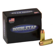 DOUBLETAP AMMO 10MM 180gr CONT EXPANSION JHP 20/BX