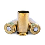 LIGHTNING FIRED BRASS 40 S&W CLEAN/POLISHED 100/BG