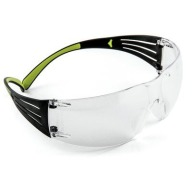 PELTOR SECUREFIT GLASSES ANTI-FOG CLEAR 8/CS