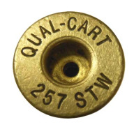Quality Cartridge Brass 257 STW Unprimed Bag of 20