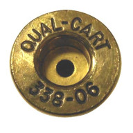 Quality Cartridge Brass 338-06 A-Square Unprimed Bag of 20