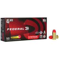 FEDERAL AMMO 45 ACP 220gr TSJ SYNTH-JACKET 50/bx 10/cs