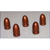 MISSOURI BULLET COMPANY CAST 38c (.361) 145gRN.38 S&W COATED 500b