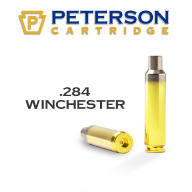 Peterson Brass 284 Winchester Unprimed Box of 50