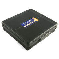 Frankford Arsenal Plastic Hinge-Top Ammo Box #1008 100 Rounds