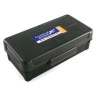 Frankford Arsenal Plastic Hinge-Top Ammo Box #506 50 Rounds