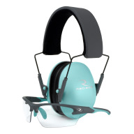 "RADIANS LADIES EAR & EYE RANGE ""COMBO"" PACK AQUA"