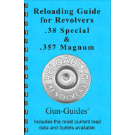 Gun-Guides Reloading Guide for 38 Special/357 Mag