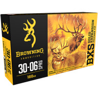 BROWNING AMMO 30-06 SPR 180gr LEAD FREE BXS 20/bx 10/cs